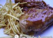 Pechugas de Pilar – pollo meloso