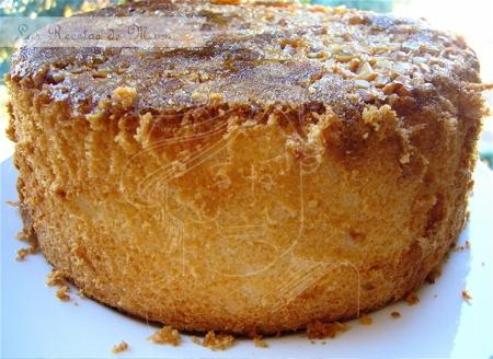 Bizcocho esponjoso de k fir las recetas de mam for Bizcocho de yogur y almendra
