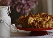 Pan búlgaro – flor de pan