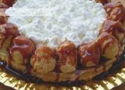 Tarta Saint Honoré