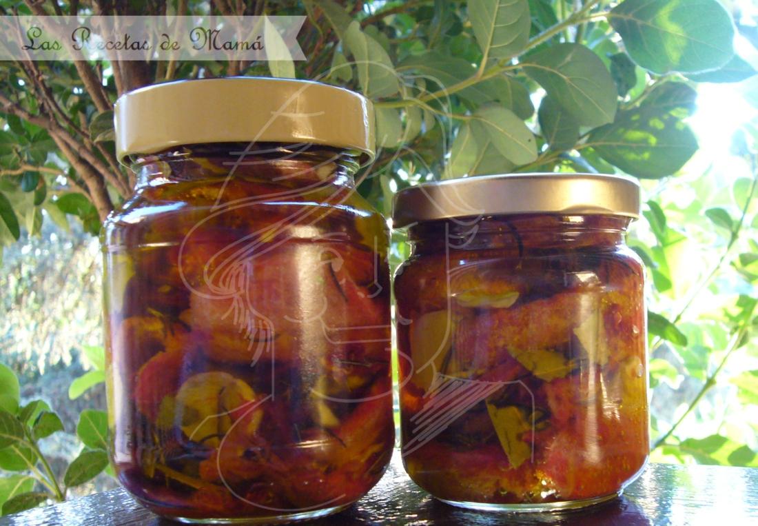 Pétalos de tomate «alternativos»