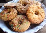Aros de azúcar – Suiker kransjes