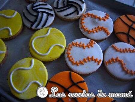 Galletas y mas galletas