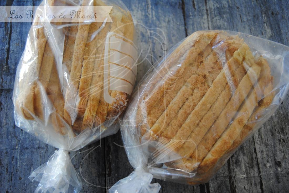 Pan con harina de maíz 2