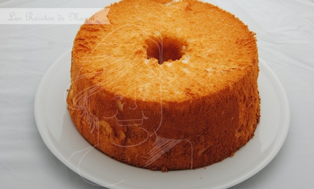 Angel food cake sin gluten