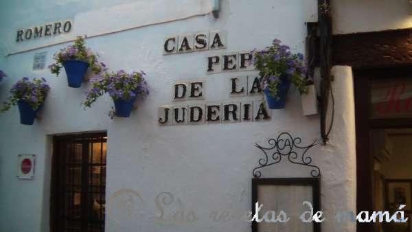 Casa Pepe de la Judería