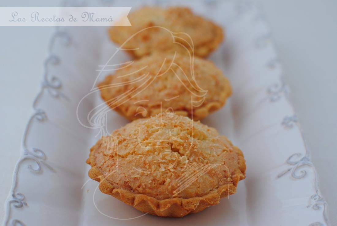 Tartaletas de coco