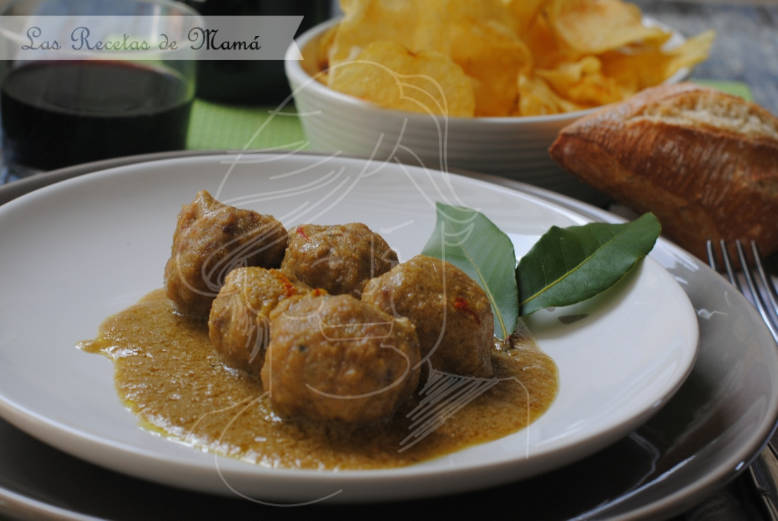 Albóndigas mozárabes – Video receta