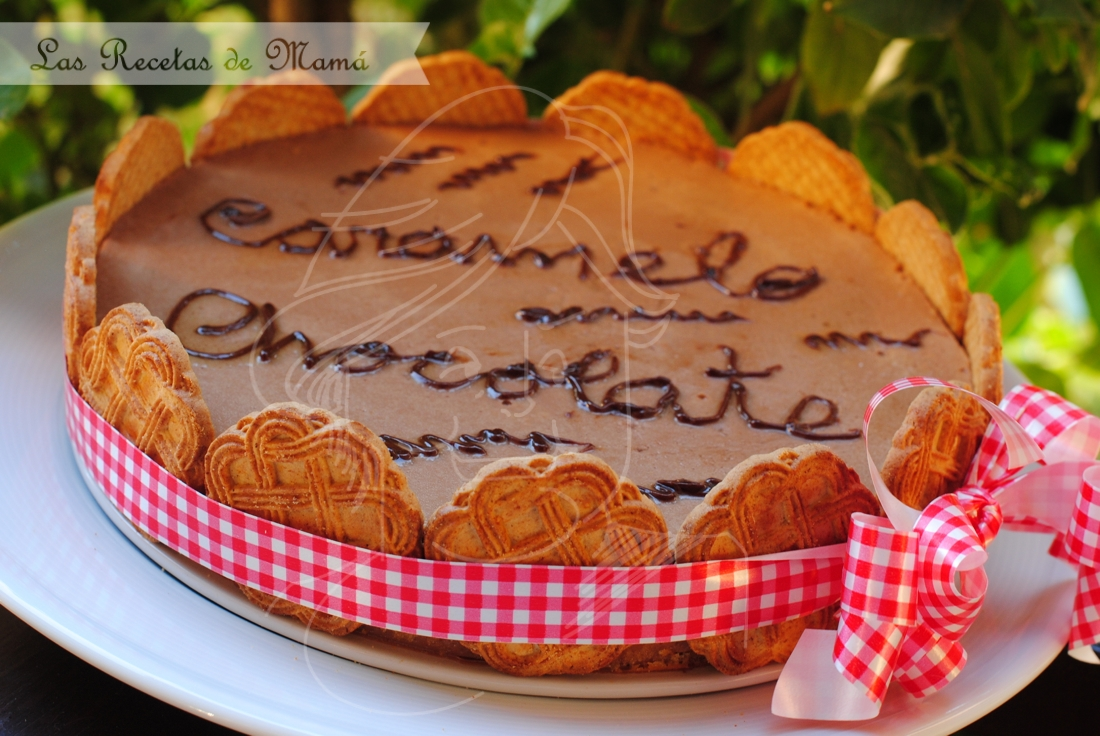 Tarta de chocolate y caramelo – Video receta