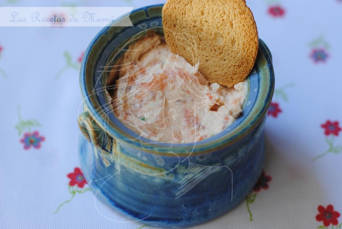 Pate de salmón – video receta1