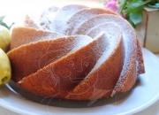 Bizcocho de limón y mantequilla – Bundt cake