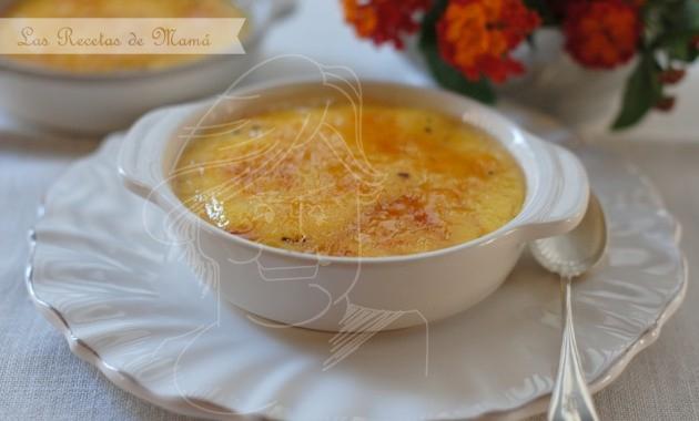 Crema catalana – video receta