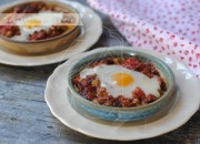 Huevos al plato – video receta