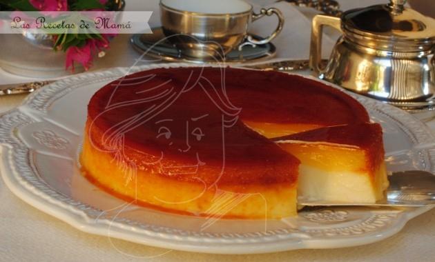 Tocino de cielo sobre tarta de queso – Video receta