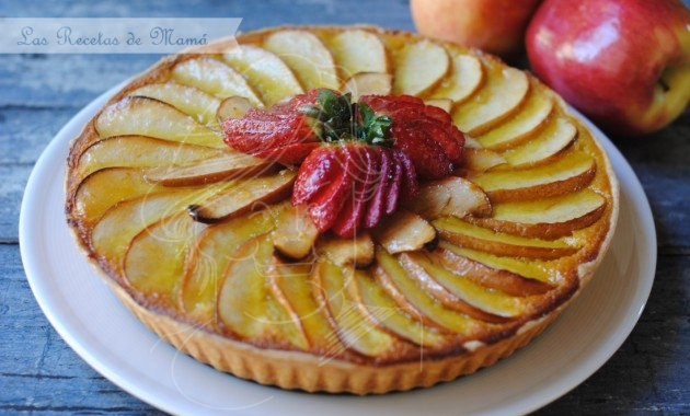 Tarta de manzana – Video Receta