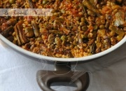 Arroz con verduras de primavera – Video Receta