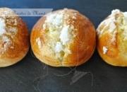 Bollos de leche – bollos suizos