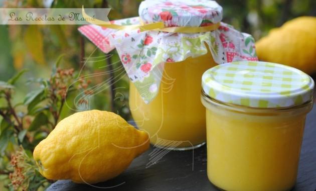 Crema de limón – Lemon Curd