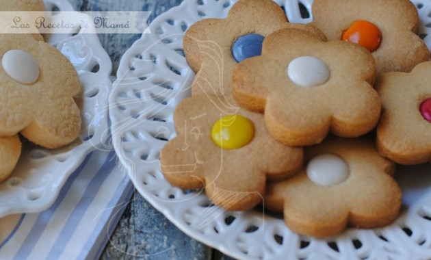 Galletas de mantequilla – video receta