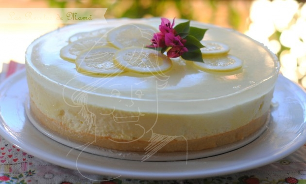 Mousse de limón con gelatina de gin tonic – video receta