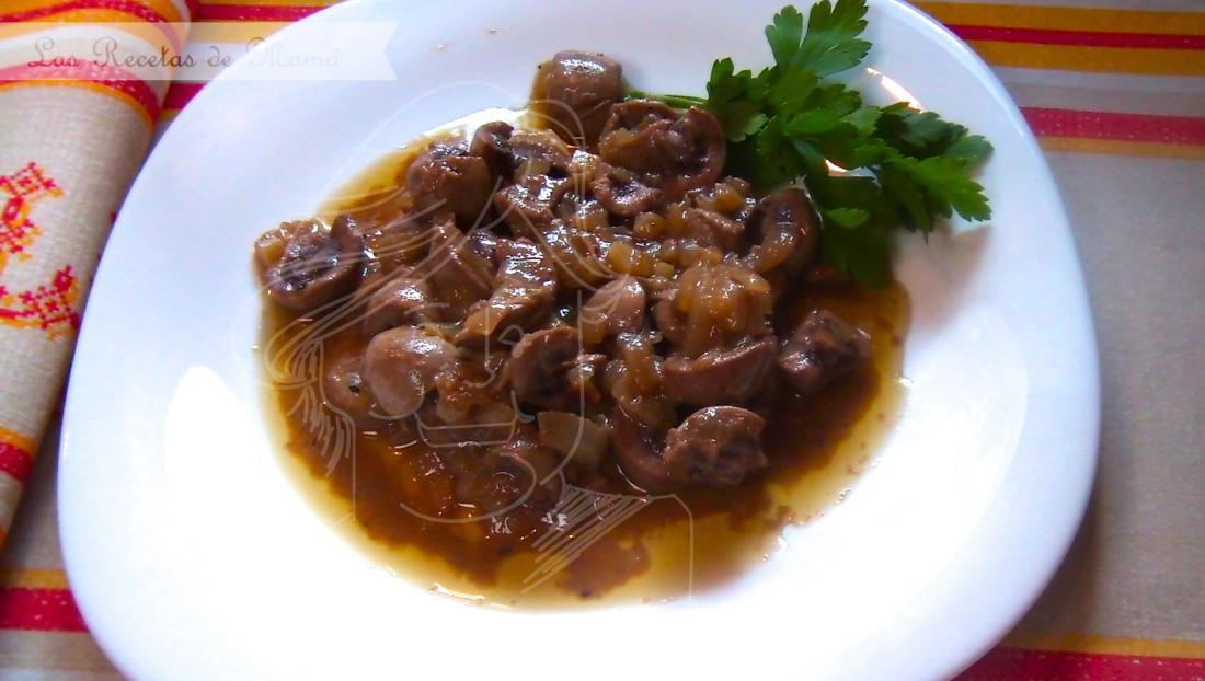 Riñones al Jerez – Video receta