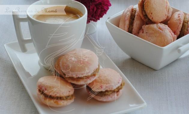 Macarons de moka