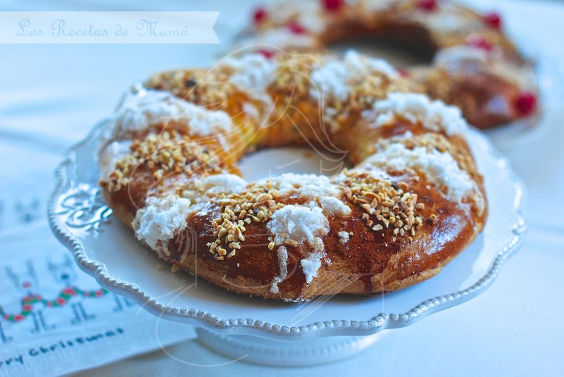 Roscón de Reyes para principiantes: el resultado final