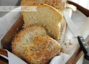 Pan de avena y calabaza con semillas