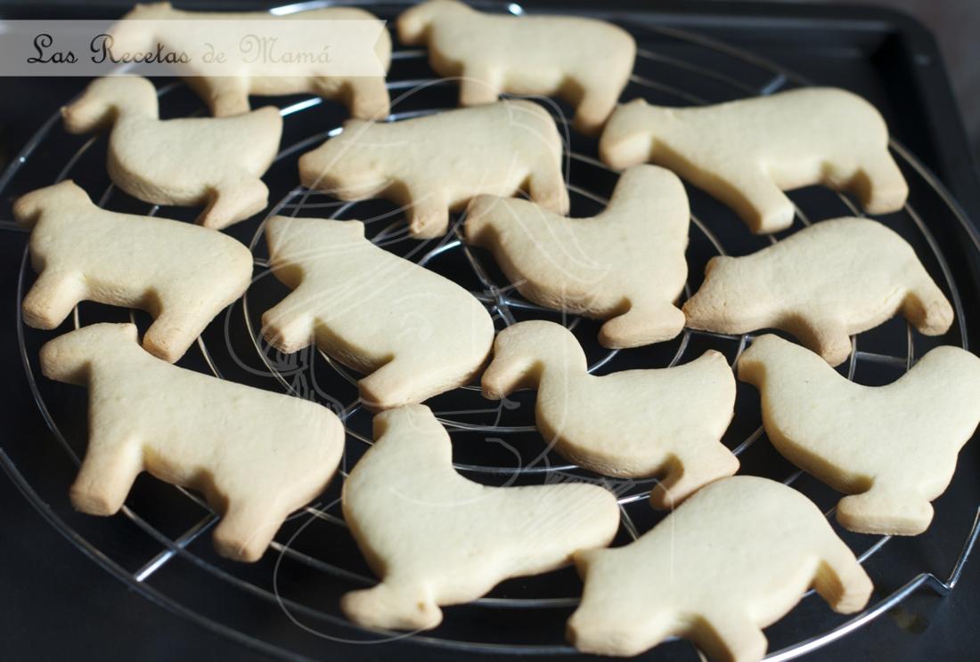 galletas decoradas sin lactosa