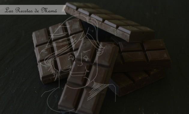 Como se hace turrón de chocolate