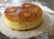 Receta de tarta de piña sin horno