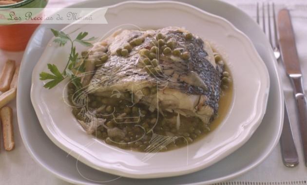 Cazuela de pescado
