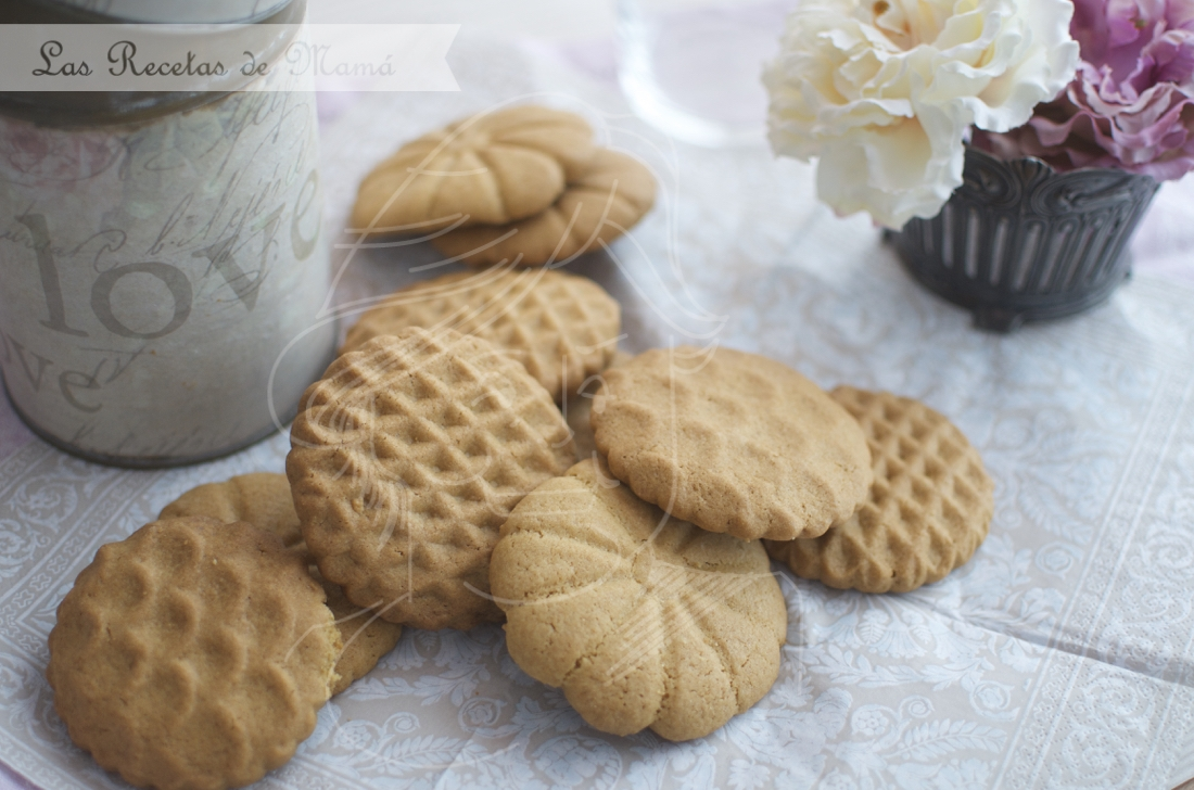 galletas de sello