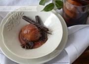 Compota especiada al ron. Video receta