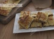 Empanada de verduras y Mozzarella