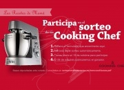 Sorteo de una Cooking Chef de Kenwood