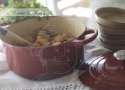 Marmita de bonito en cocotte. Video receta