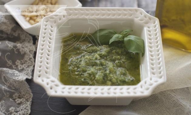 Pesto. Video receta