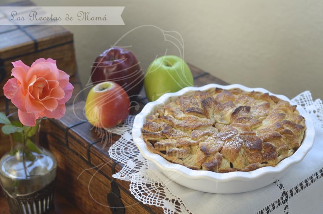 Pastel de manzana – American Apple Pie. Video receta