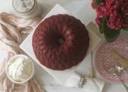 Red Velvet Bundt Cake. Video receta