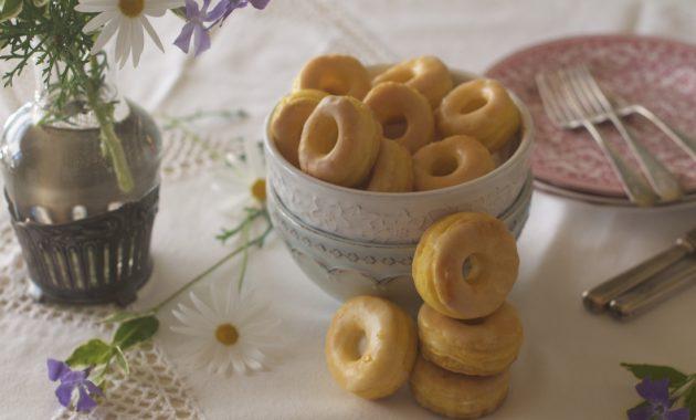 Rosquillas de Alcalá. Video receta