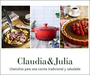 logotipo de claudiaandjulia.com
