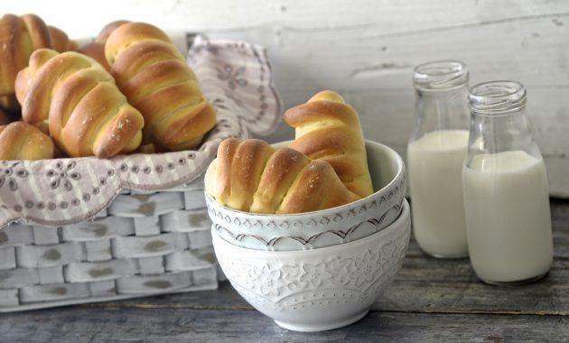 Pan de leche. Video receta