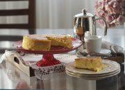 Cheesecake de ricotta y mascarpone. Video receta