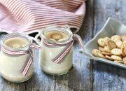 Yogur de galletas. Video receta