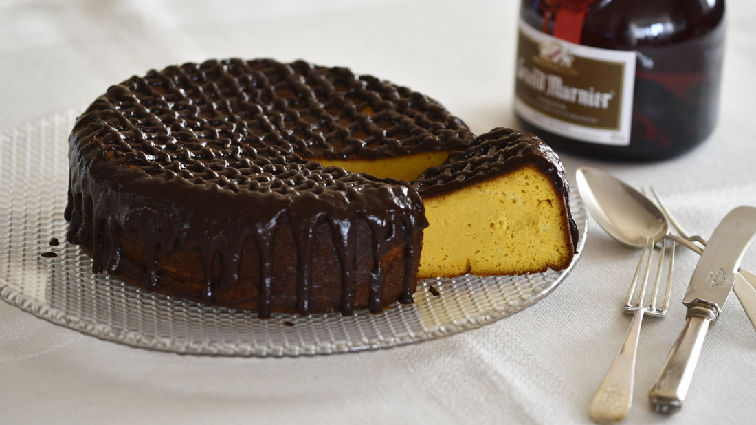 Clementine Cake. Video receta