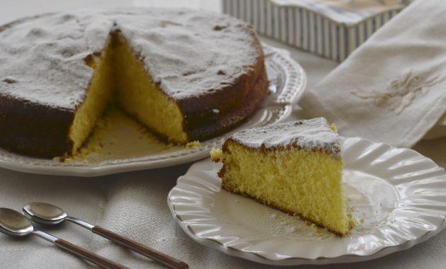 Torta Marguerita de Artusi. Video receta