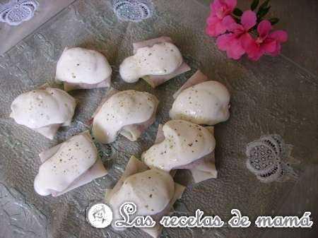 ravioli de confit de pato